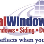 Universal Windows Direct Akron Logo