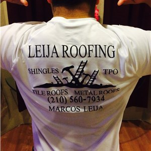 Leija Roofing Cover Photo