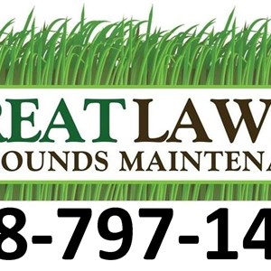 Great Lawns & Grounds Maintenance Logo