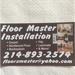Floor Master Installation Logo