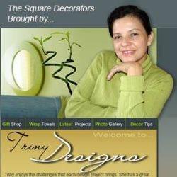 The Square Decorators Logo
