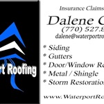 Waterport Roofing, LLC Logo