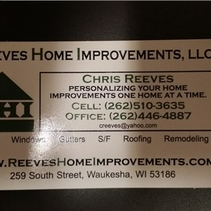 Reeves Home Improvements LLC Cover Photo