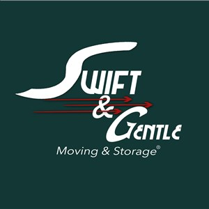 Swift & Gentle Moving & Storage, LLC Logo