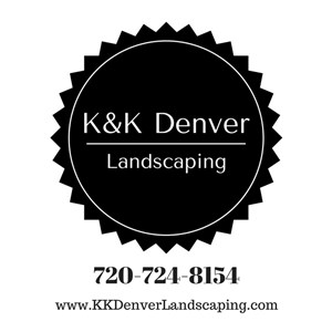 K&K Denver Landscaping Logo