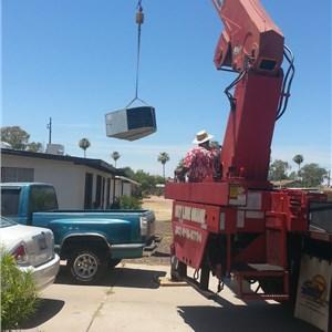 Arizona A/C Man Cover Photo