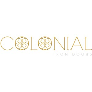 Colonial Iron Doors Logo