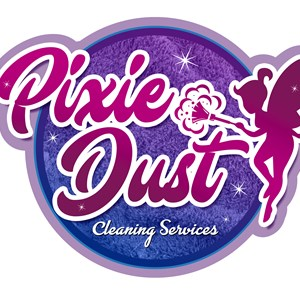 Pixie Dust Cleaning Services Logo