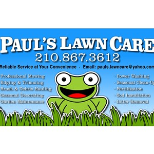 Pauls Lawn Care Cover Photo