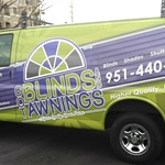 Curtains And Blinds Contractors Logo