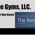 Custom Home Gyms LLC Logo