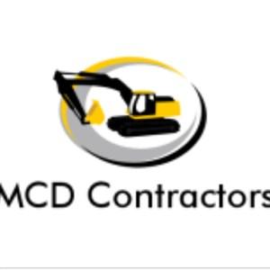 Mcd Contractors Logo