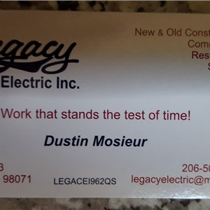 Legacy Electric Logo