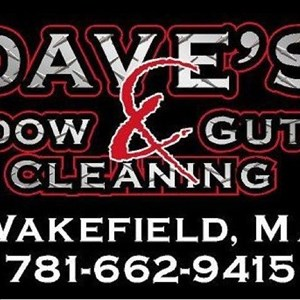 Daves Window & Gutter Cleaning Cover Photo