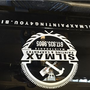 SilMax Painting and maintenance inc Logo