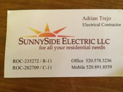 Sunnyside Electric, LLC Logo