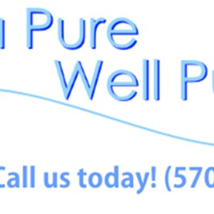 Aqua Pure well pumps LLC Logo