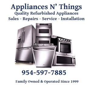 Appliance N Things Logo