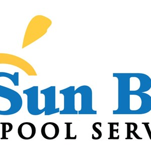Larrys Spa & Pools/Sun Blue Pool Services Logo