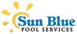 Sun Blue Pool Services Logo