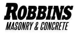 Robbins Masonry & Concrete Logo