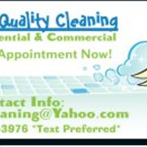 Lelos Quality Cleaning Logo