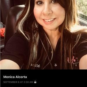 Monicas Maid Service Logo