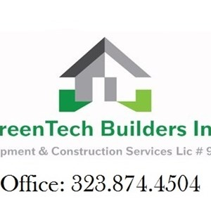 Greentech Builders Inc Logo