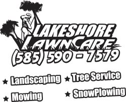 Lakeshore Lawn Care Logo