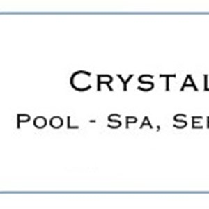 Crystal Clear Pool-Spa, Service & Repair, LLC Logo