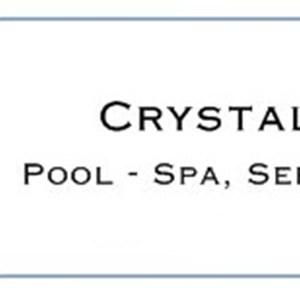 Crystal Clear Pool-Spa, Service & Repair, LLC Logo