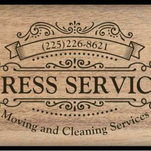 Xpress Moving And Cleaning Logo