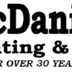 Mcdaniel Heating & Air Conditioning Logo
