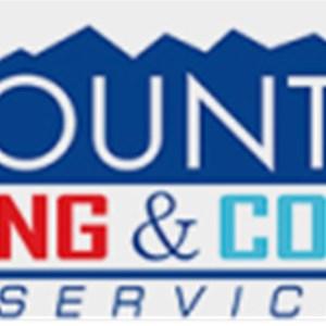 Mountain Heating & Cooling Logo