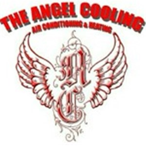 The Angel Cooling LLC Logo