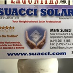 Suacci Solar Logo