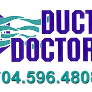 Duct Doctor USA Logo