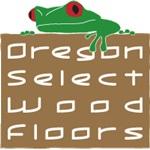 Oregon Select Wood Floors Logo
