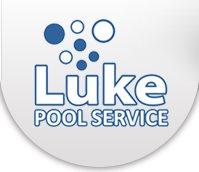 Luke Pool Service, Inc. Logo