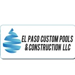 Swimming Pool Maintenance Service Logo