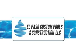 El Paso Custom Pools & Construction LLC Logo