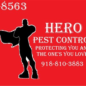 Hero Pest Control Logo