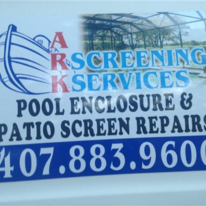 Ark Screening Services Logo