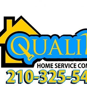 Quality Home Service Company Logo