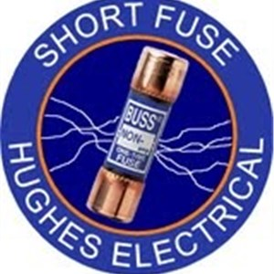 Short Fuse Hughes Electrical Logo