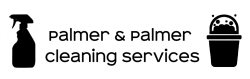 Palmer & Palmer Residential Cleaning Logo