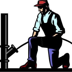 RootsAway Plumbing Logo