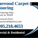 Homewood Carpet & Flooring Logo