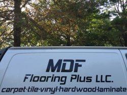 M.D.F. Flooring LLC Logo