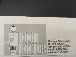 Incroyable The Door Doctor
